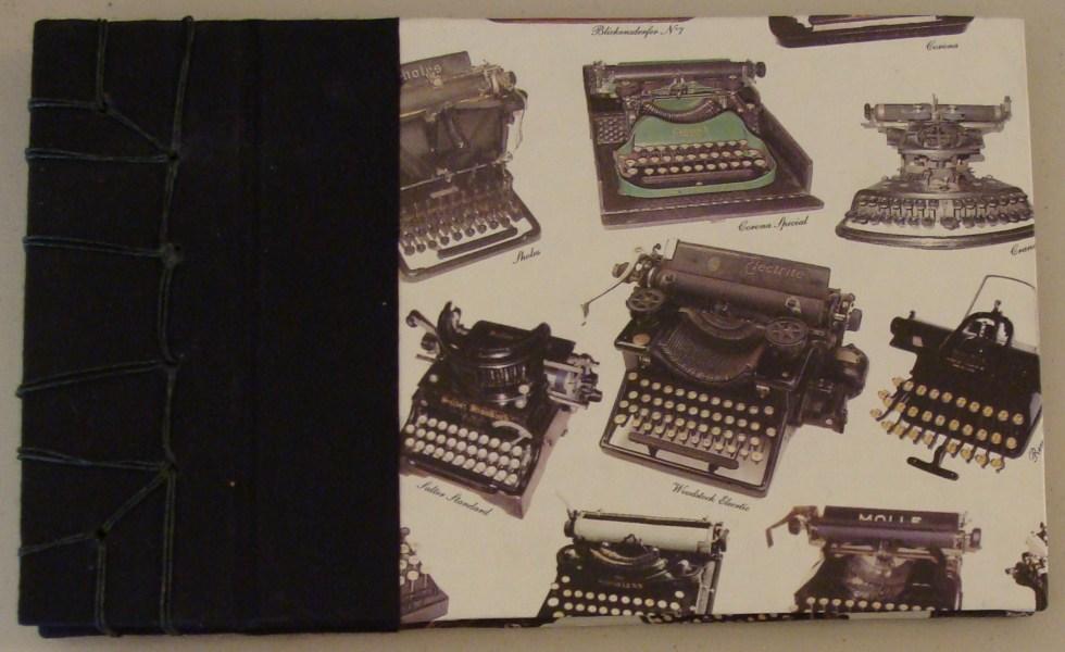 Unlined journal diary handmade