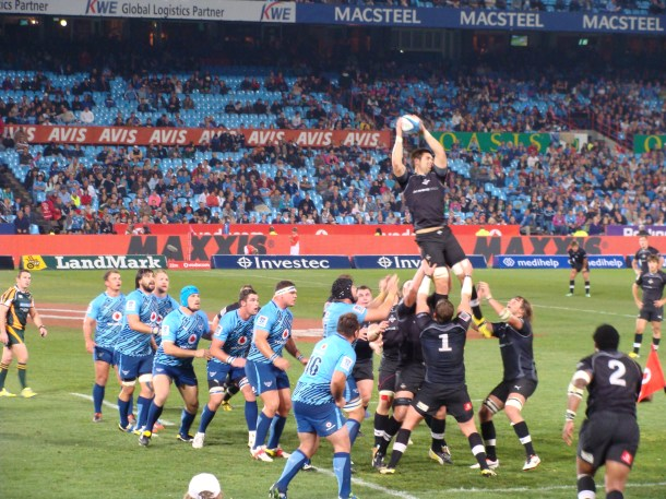 Blue Bulls Super Rugby Pretoria South Africa