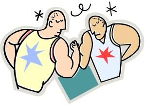 female bodybuilding strength training women in the gym