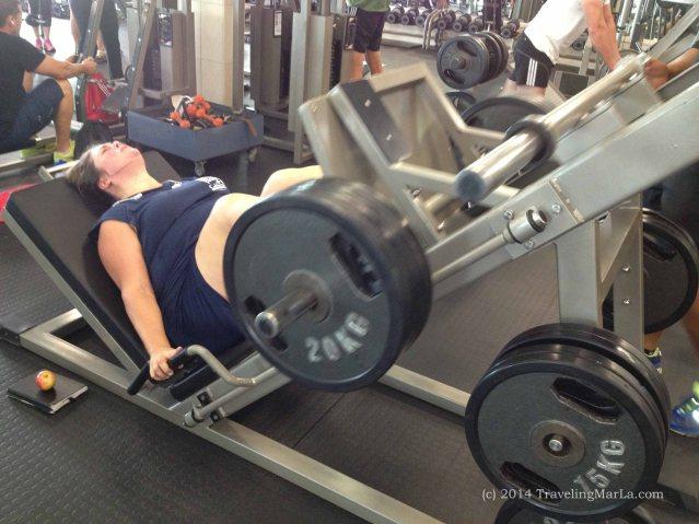 identity female fitness