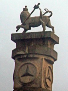 travel Ethiopia lion of judah