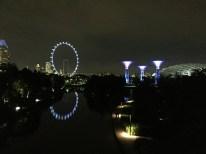 View of bay at night1