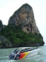 Cruising to Phi Phi