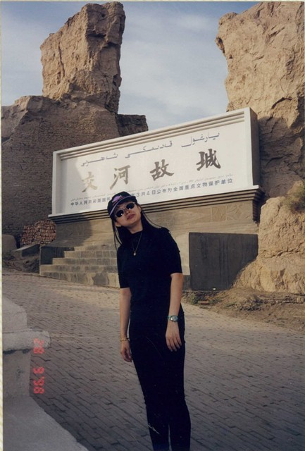 Jiaohe ancient city4