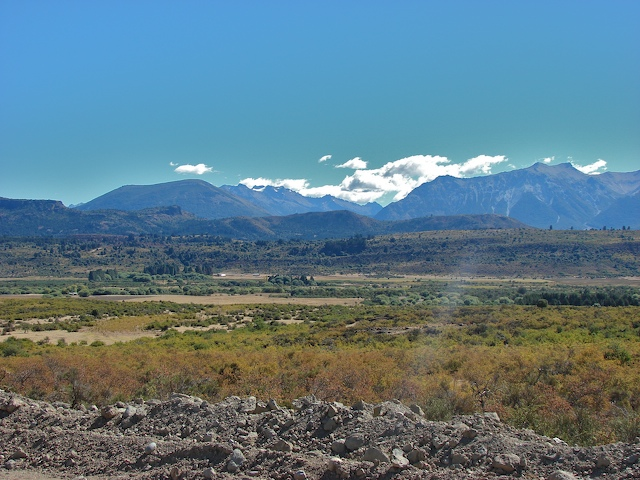 The Cholila Valley