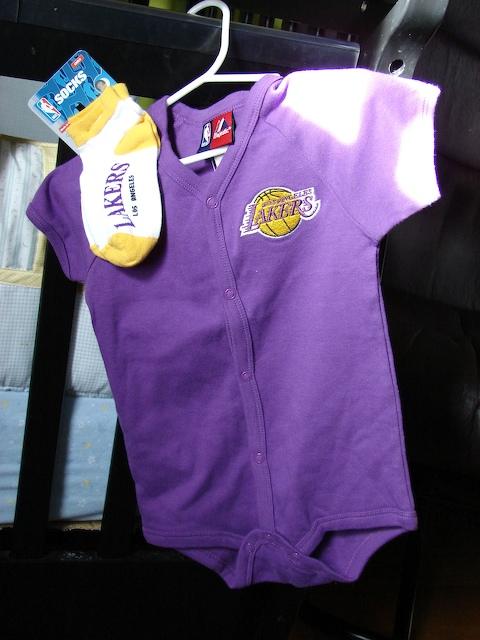 The purple onesie