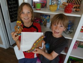 Gingerbread Factory in Leavenworth Washington. Things to do with kids in Washington