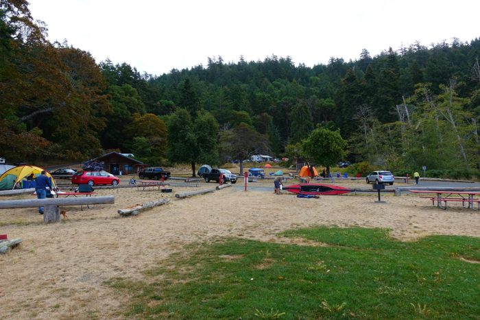Best campgrounds in the San Juan Camping in Washington