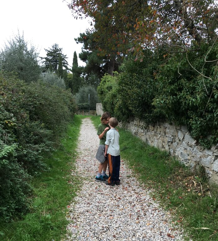easy trails for kids in Florence