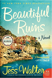 Beautiful Ruins: A Novel by Jess Walker book set in Cinque Terre, Italy