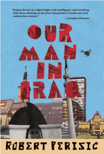 Our Man in Iraq by Robert Perisic Croatian authors