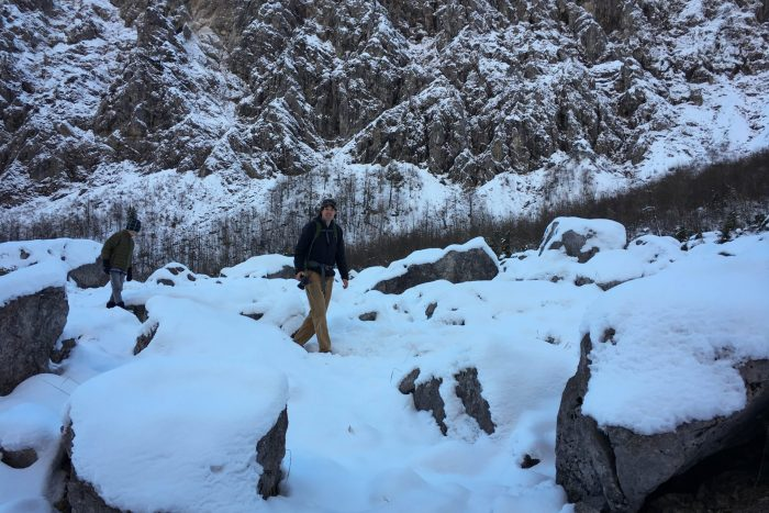 Can you hike in Nationalpark Berchtesgaden in winter