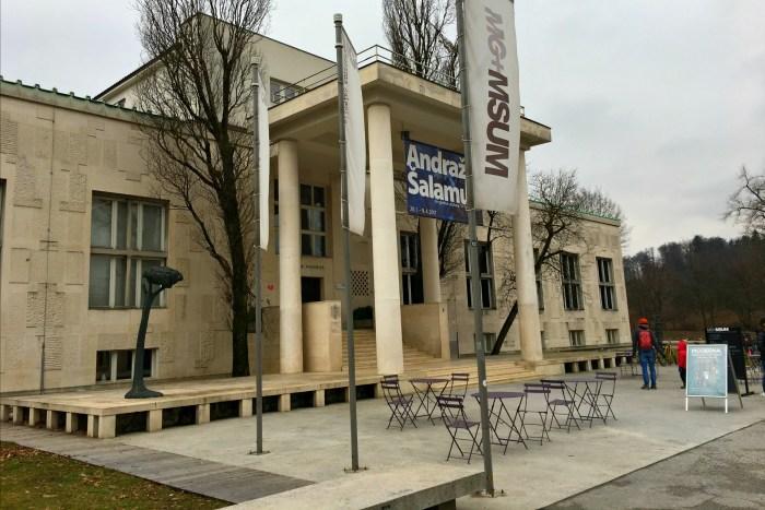 Free museums in Ljubljana include the Modern Art Gallery