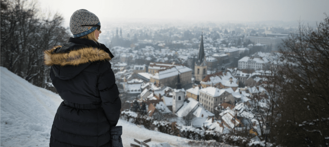 Free Things to Do in Ljubljana, Slovenia in Winter (and almost free)