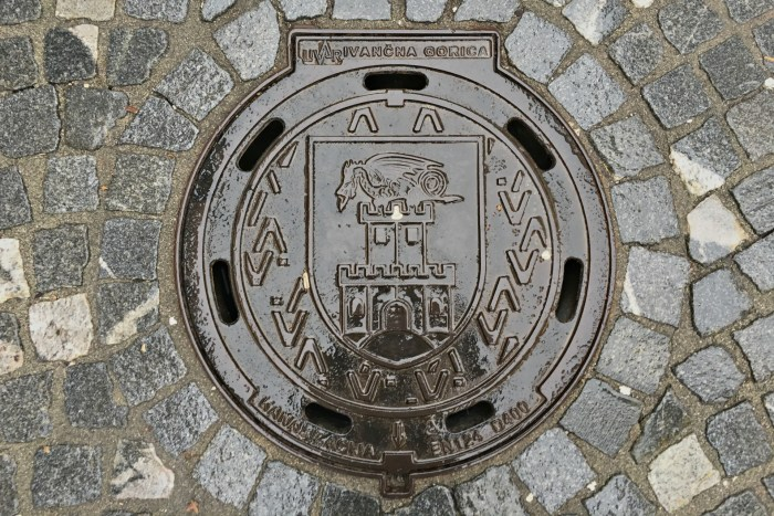 The Ljubljana dragon is part of the City of Ljubljana's coat of arms