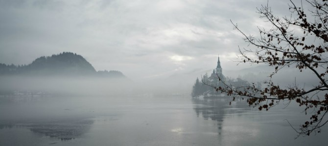 Things to Do in Winter at Lake Bled, Slovenia