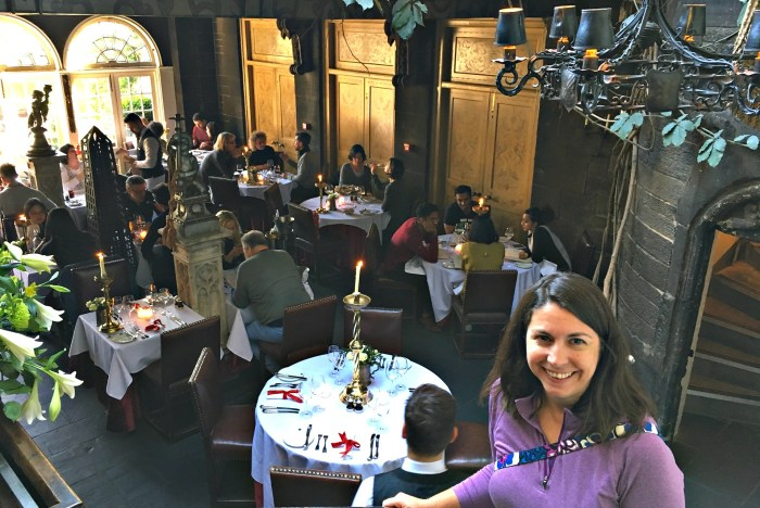 The Witchery by the Castle is the best lunch for a girls' weekend in Edinburgh