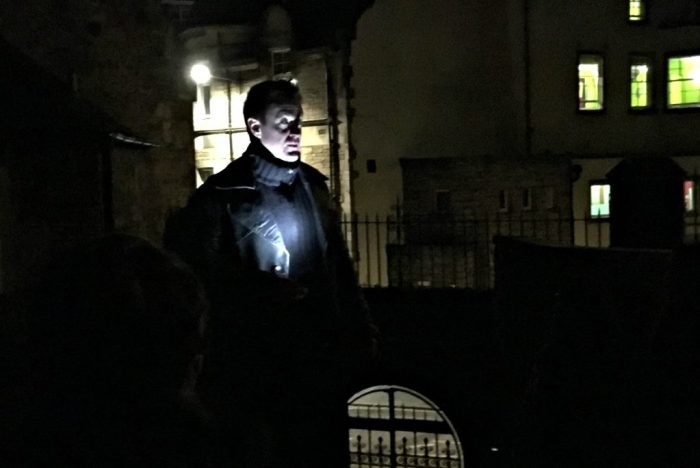 Which night tour in Edinburgh should I take. City of the Dead is the best.