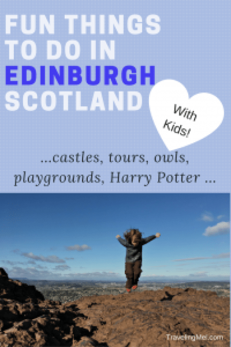 We found so many fun things to do in Edinburgh with kids and we want to share them with you. Plus, kids books set in Edinburgh, Scotland.