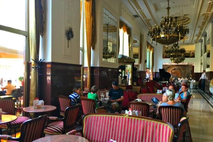 Moskova Hotel in Belgrade