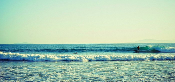 There are many places to learn to surf in Costa Rica