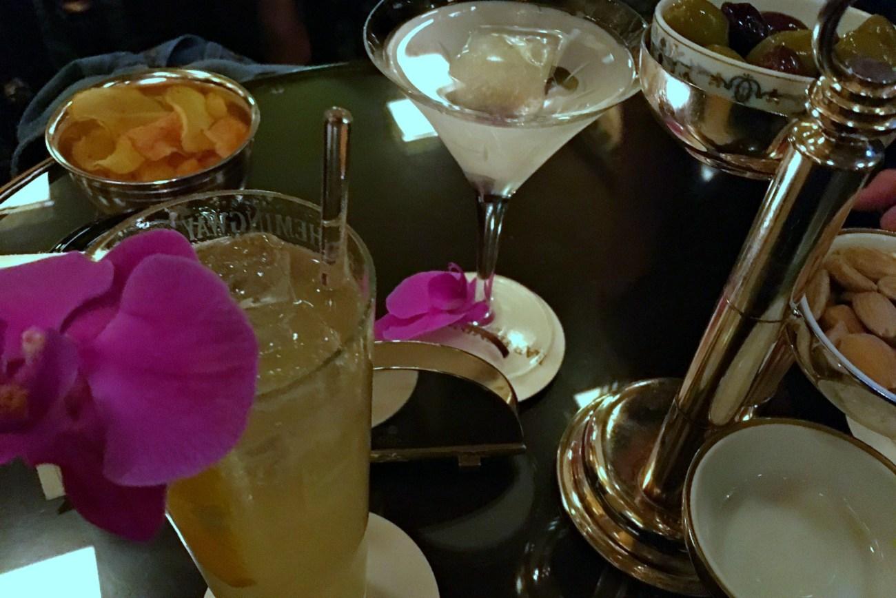 Bar Hemingway has the best cocktails in Paris