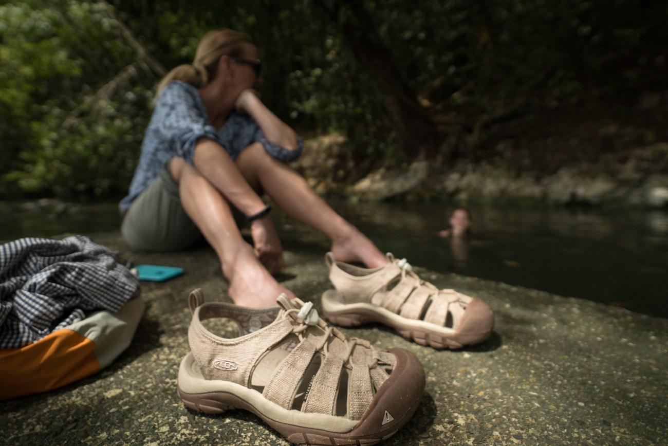 Review of Keen Newport Women's Retro sandals