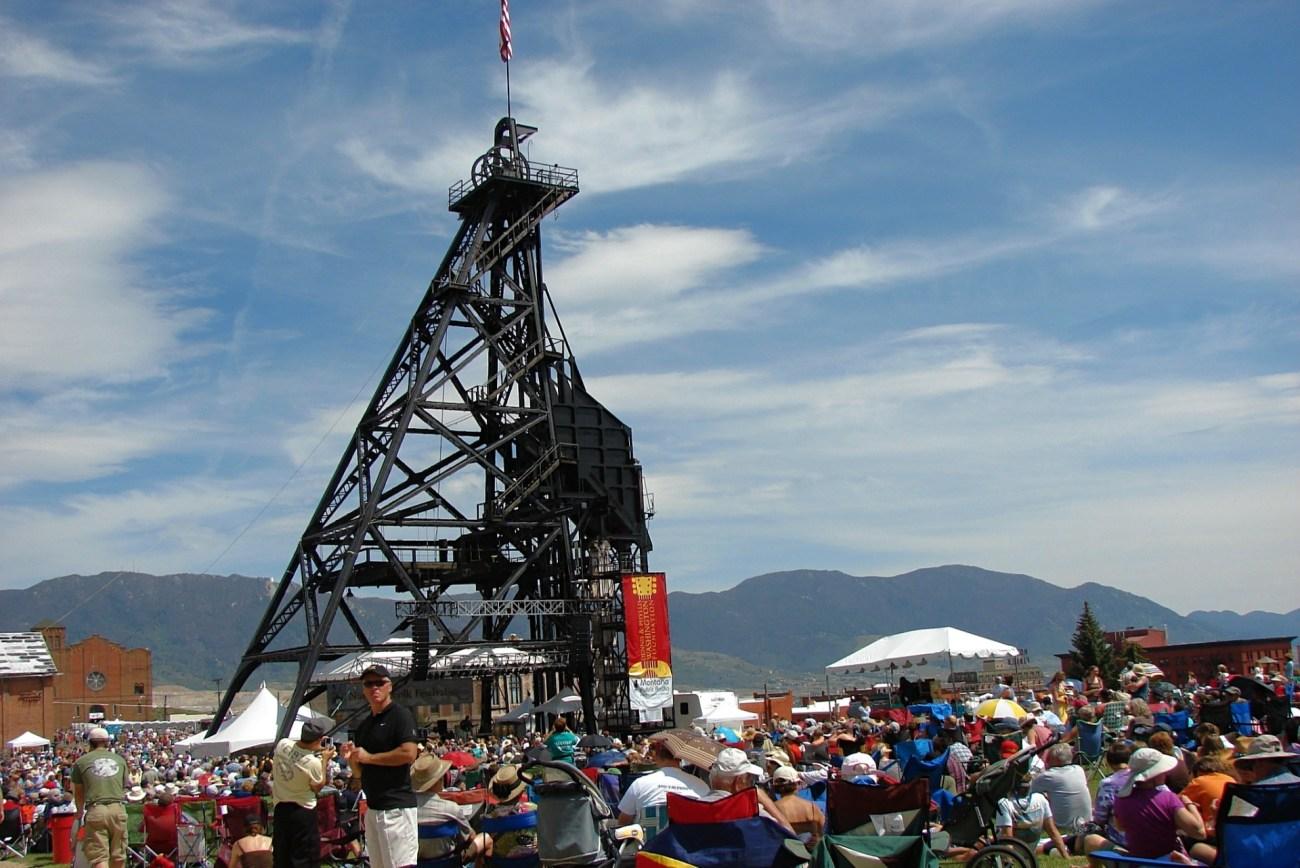 Things to do in Butte, Montana headframe