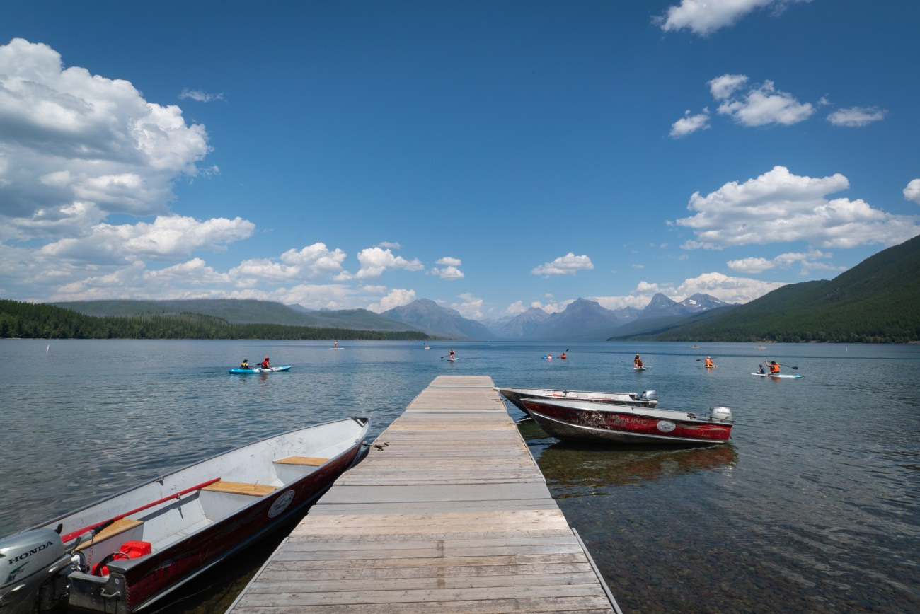 Lake McDonald Things to do in Glacier National Park