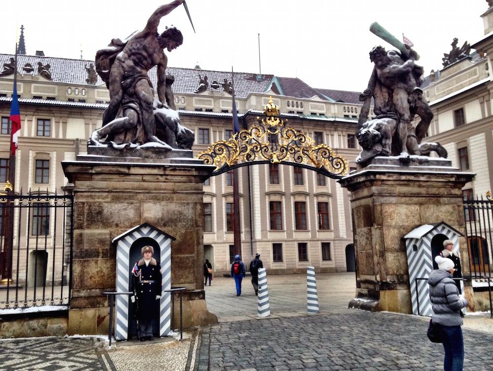 Prague Castle, Prague, Czech Republic Betsy from Passing Thru Enterprises