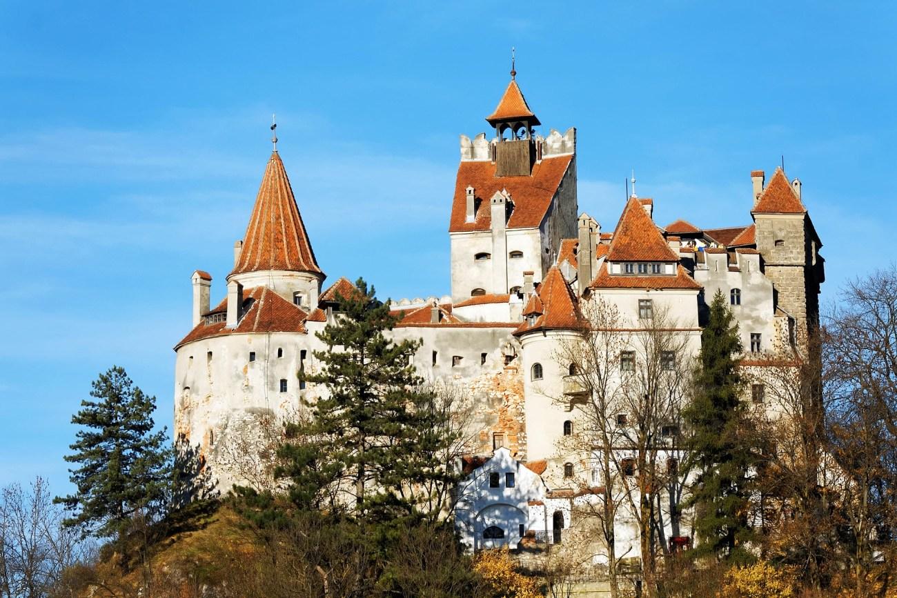 Bran Castle Dracula's Castle, Romania
