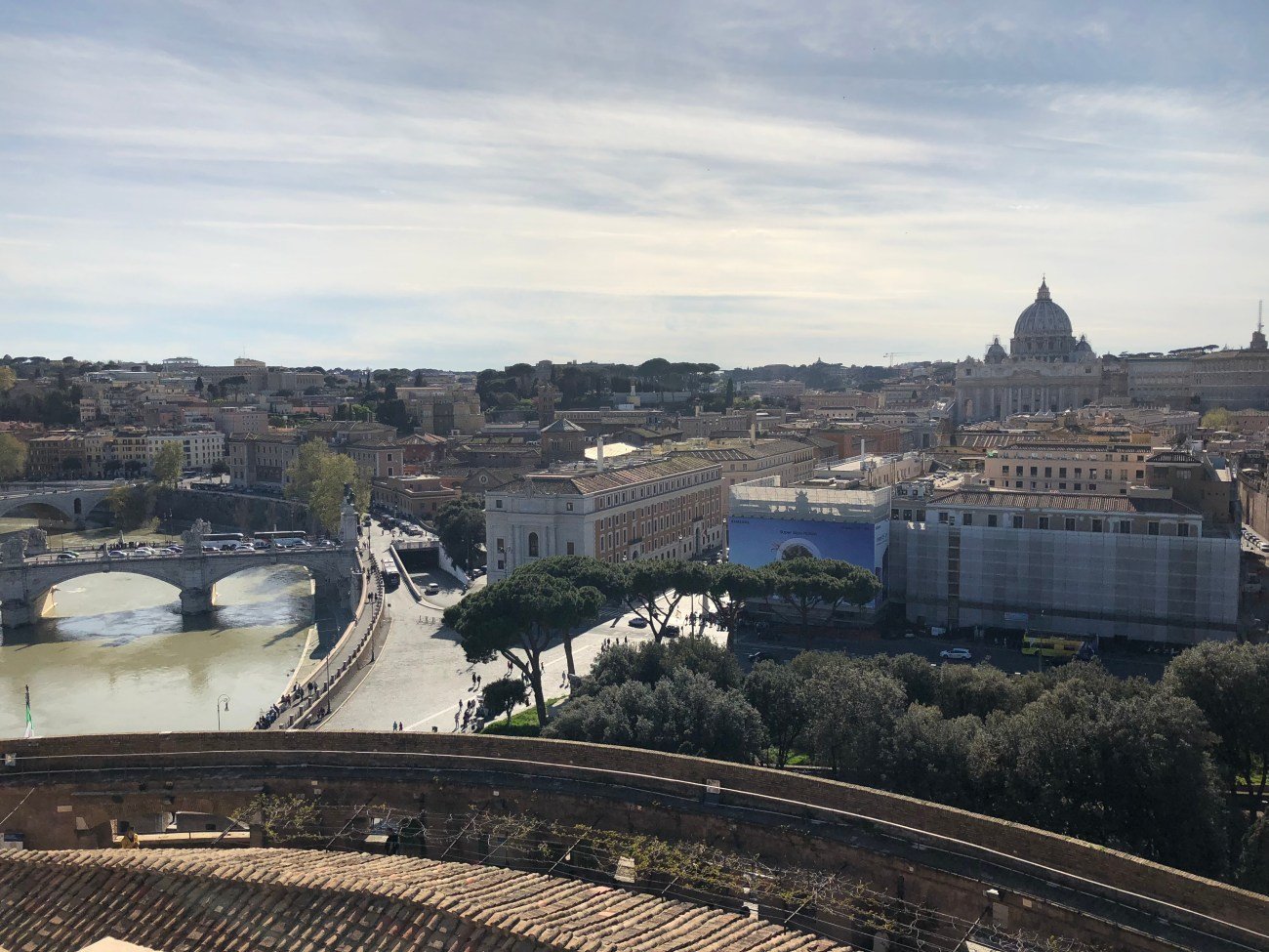 Castel Sant'Angelo, Rome, Italy Jaclyn from Your Travel Spark