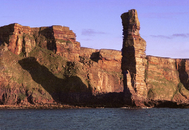 The Old Man of Hoy Orkney seastack