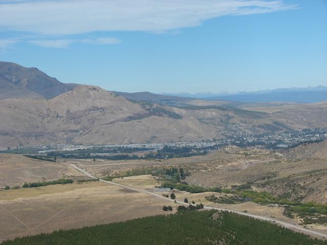 View of Esquel