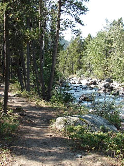 Silver Run Ski Trails and Rock Creek