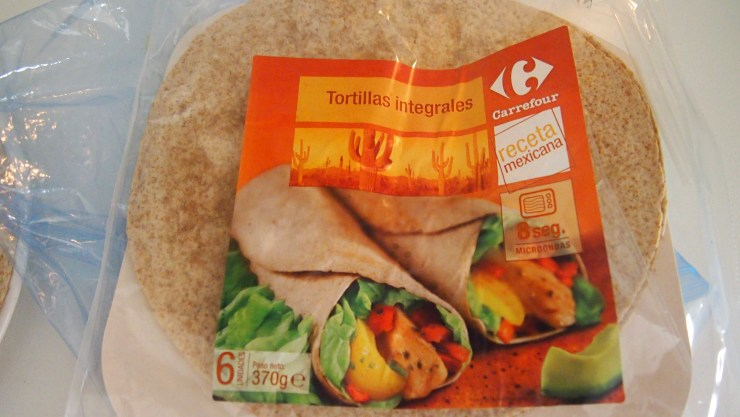 Wheat wraps