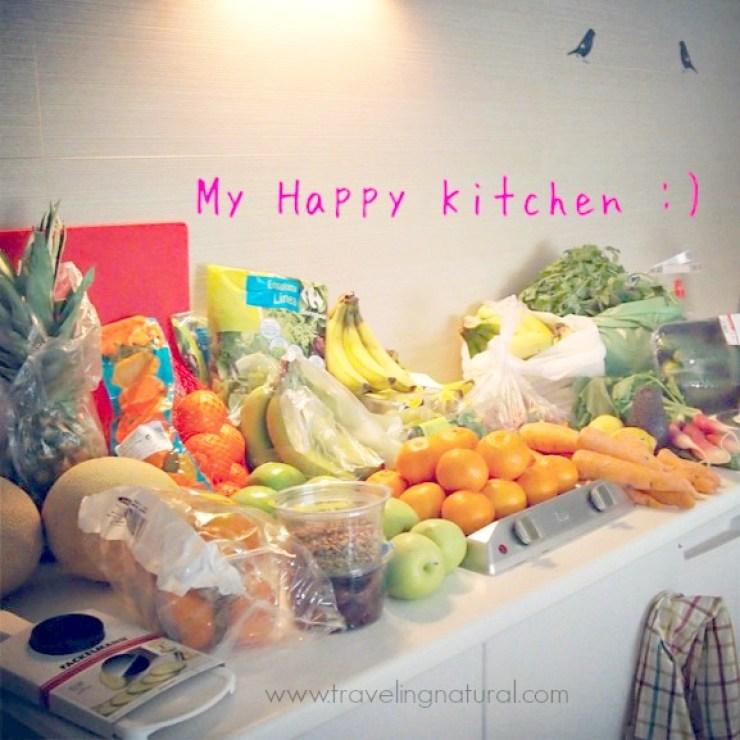 happy kitchen pic
