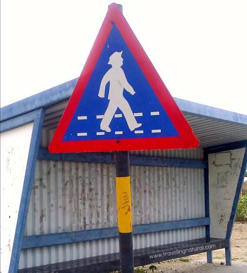confusing crosswalk