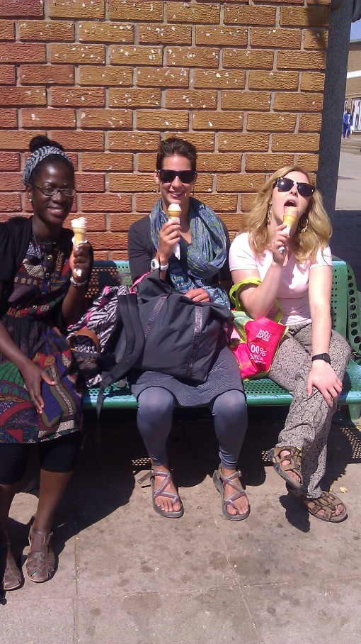 Ice cream in Botswana
