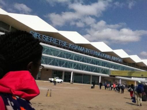 Joburg to Botswana