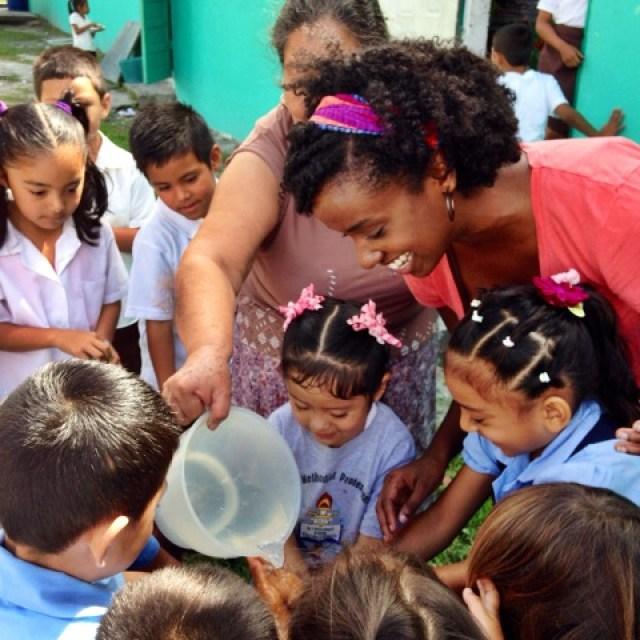 Sameera in Belize