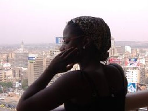 Me in Cairo in 2008 #throwback