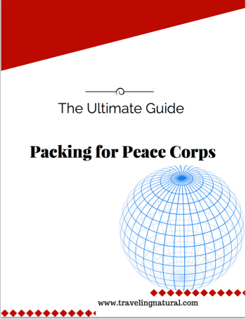 PACKING GUIDE FOR VOLUNTEERS