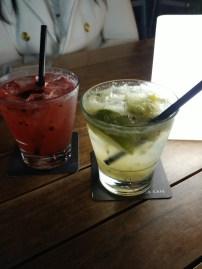 Cactus Club Cafe: The Brazilian and The Cohiba