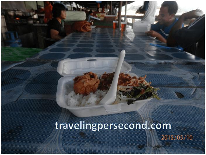 breakfast pasar tamu kianggeh