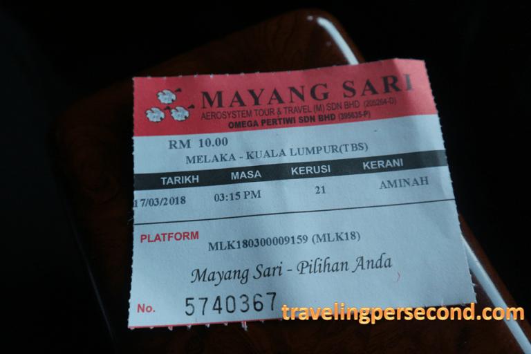 tiket mayang sari