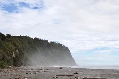 Beach at Okarito