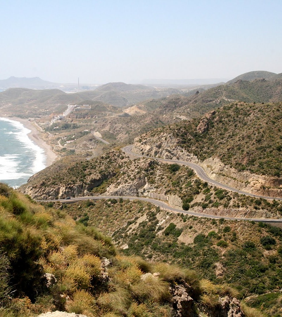 SOUTHERN SPAIN: On narrow roads from Alicante to Málaga