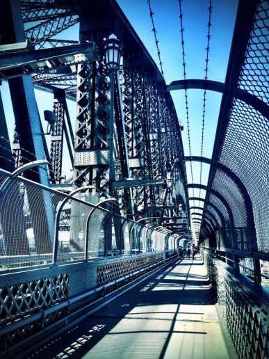 Sydney Harbour Bridge Detail