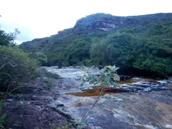 Day 3 River Beside Campsite, Calm Pre-Storm